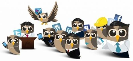 HootSuite, outil de gestion des réseaux sociaux | com | Scoop.it