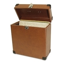 33-1/3 rpm LP Record CARRYING CASE   Personal   Scoop.it