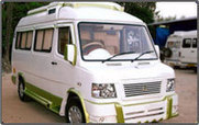 Tempo Traveller 15 Seater | Golden Triangle Tour Package | Scoop.it