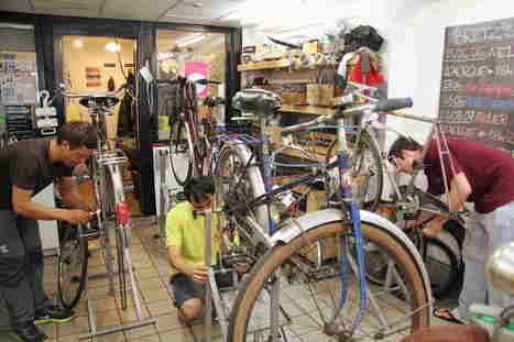 Atelier Bretz'selle : Hackez votre bicyclette   Coopération, libre et innovation sociale ouverte   Scoop.it