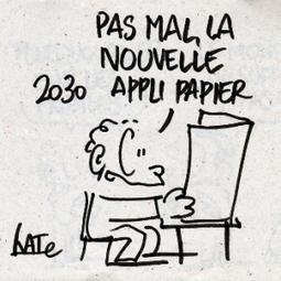 La tablette sauvera-t-elle les journaux et les journalistes ? | Edition - Presse - Médias | Scoop.it