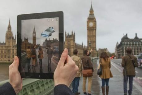 ¡Una app para ver a King Kong en Trafalgar Square! | Applícate | Blogs | elmundo.es | REALIDAD AUMENTADA Y ENSEÑANZA 3.0 - AUGMENTED REALITY AND TEACHING 3.0 | Scoop.it
