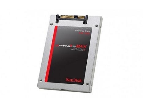SanDisk dynamise les SSD entreprises à 4 To | Accessoires, Composants, Objets Connectés, Domotique, Périphériques et Multimédia | Scoop.it