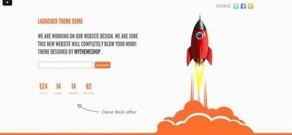 15 High Quality One Page WordPress Themes That Rocks! | WordPress Themes | Scoop.it