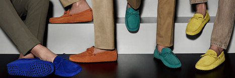 The Essentials List Part 3.2: Summer loafers: Driving Moc's | Men's fashion and style tips and inspiration | Scoop.it