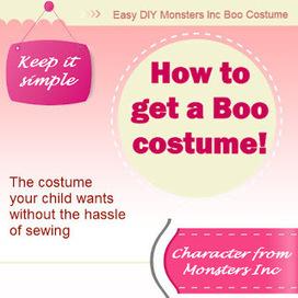 Boo Monsters Inc Costumes | Boo Monsters Inc Costume | Scoop.it