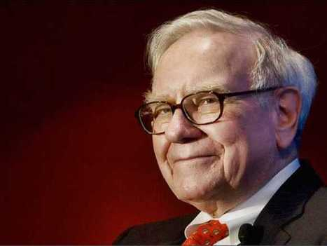 The 23 Best Things Warren Buffett Ever Said About Investing | Entrepreneurs and Visionaries | Scoop.it