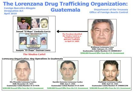 Guatemalan court orders extradition of suspected drug kingpin to U.S.   The Billy Pulpit   Scoop.it