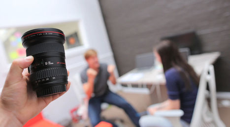 Quick and Informative Intro to SLR Lenses for Beginners | The Smart Camera | Scoop.it