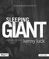 Sleeping Giant - Core Team Workbook | Luck, Kenny | LifeWay Christian Study Guide | Blake's Secret Santa Ideas | Scoop.it
