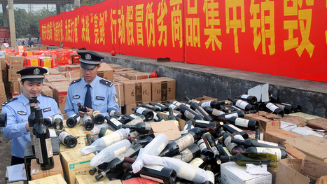How Big Is China's Counterfeit-Wine Problem? French Report Calls It An Industry | News | News & Features | Wine Spectator | Grande Passione | Scoop.it