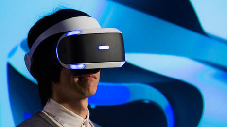 Sony's Morpheus virtual-reality headset arriving in 2016 | Low Power Heads Up Display | Scoop.it