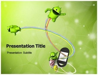 Android PowerPoint Template | Mobile Application Development : Android | Scoop.it