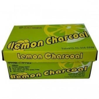100 Pieces Lemon Quick Light Charcoal | Hookah Online | Scoop.it
