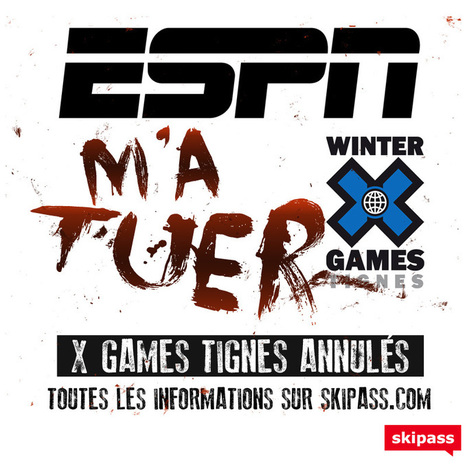 les X Games Tignes annulés | Sport Event | Scoop.it