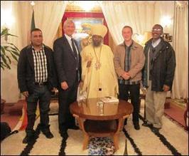 European Interfaith African Tour - 29. June - 19. July 2012 - Universal Peace Federation - Europe | AfricaDaySwiss | Scoop.it