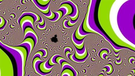 Como si hubieras tomado LSD y otras ilusiones ópticas | Just... I like! | Scoop.it