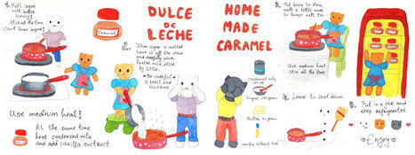 Home - They Draw & Cook | Visual Literacy | Scoop.it
