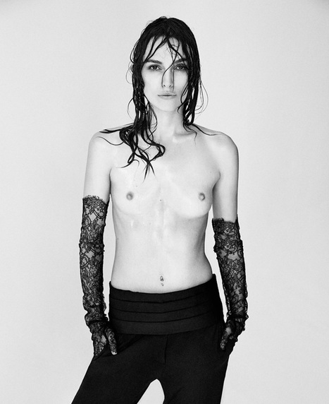 Keira Knightley Strips Naked In Protest Against Photoshopping<br/>... | Web Mixer | Scoop.it