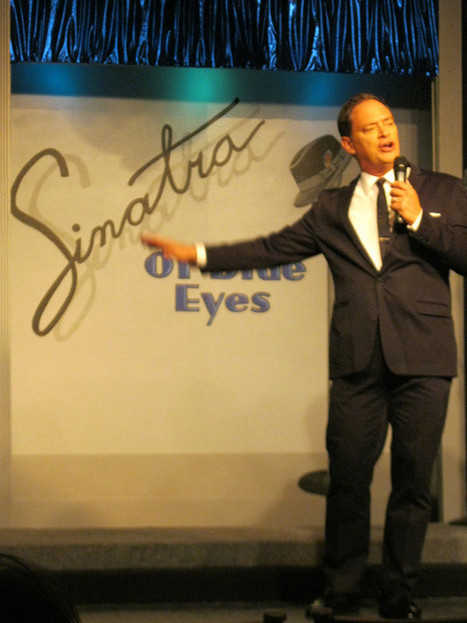'Ol' Blue Eyes' show illuminates and remembers Sinatra's career | examiner.com | OffStage | Scoop.it