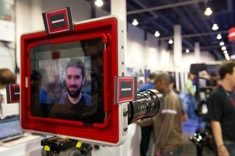 Padcaster Transforms The New iPad Into a Full-On Movie Camera | Cult of Mac | School TV | Scoop.it