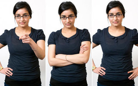 International body language: a language with no words - Telegraph | Technology, Education, Language, & Learning | Scoop.it