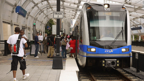 5 signs America is falling in love with public transit - CNN.com | Transportation | Scoop.it