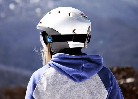 Forcite Alpine Ski Helmet Is Equipped With Camera And Communication Systems | Forcite Helmet Systems - Alfred Boyadgis | Scoop.it