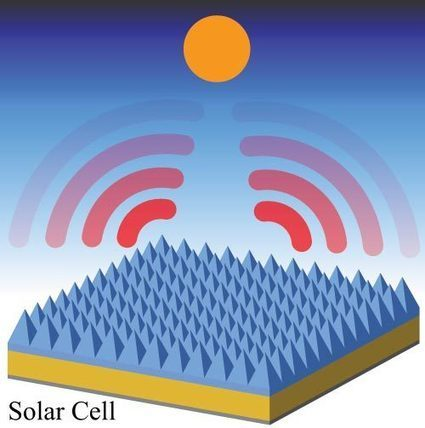 Self-cooling solar cells boost power, last longer | Research | Scoop.it