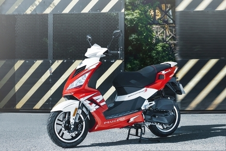 Save £300 on the price of a new Peugeot Speedfight 125 | Motorcycle Industry News | Scoop.it