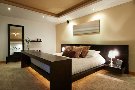 5 Ways To Decorate Your Bed Frame   Furniture   Scoop.it