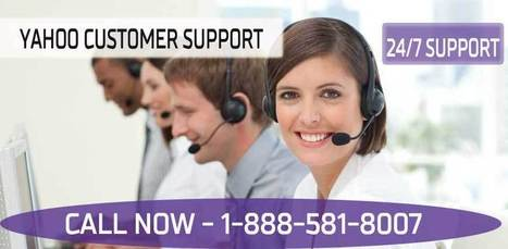 Yahoo Mail Support Service| 1-888-851-8007 | Yahoo Customer Service | Yahoo Technical Support | Yahoo Account Recovery | 1-800-405-7988 | Yahoo Tech Support | Scoop.it