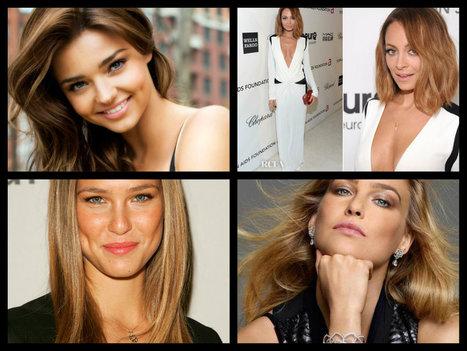Découvrez les stars qui affichent les plus belles peaux dorées... | Starsnews | Scoop.it