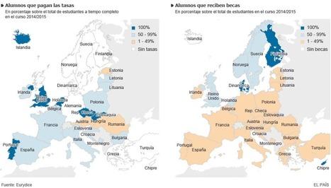 El precio de estudiar en las universidades europeas | Pedalogica: educación y TIC | Scoop.it