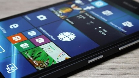 HP Falcon smartphone is real, said to debut at MWC 2016 | Windows Phone - CompuSpace | Scoop.it