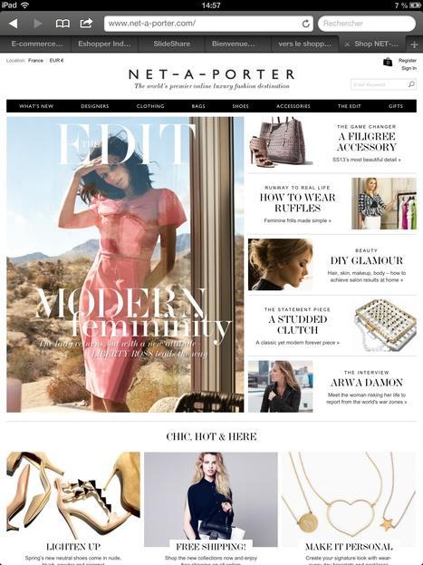 Eshopper Index : L'experience client des sites ecommerce | E-Business & E-Commerce News | Scoop.it