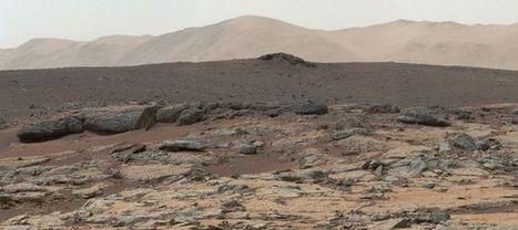 De nouveaux indices de présence d'eau liquide sur Mars | Beyond the cave wall | Scoop.it