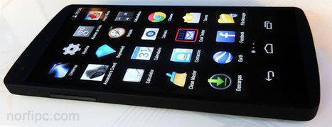 El Nexus 5, novedades, funciones, características, ventajas y trucos | msi | Scoop.it