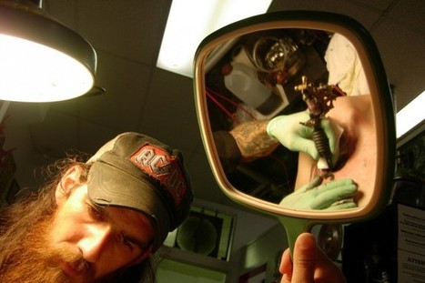 The Truth About Tattoo Inks - The Epoch Times | Tattooed | Scoop.it