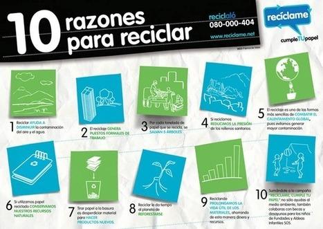 ¿Qué es el reciclaje? | Conciencia Eco | Reciclaje | Scoop.it