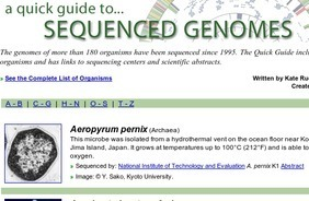 GNN - Quick Guide to Sequenced Genomes | Plant Genomics | Scoop.it