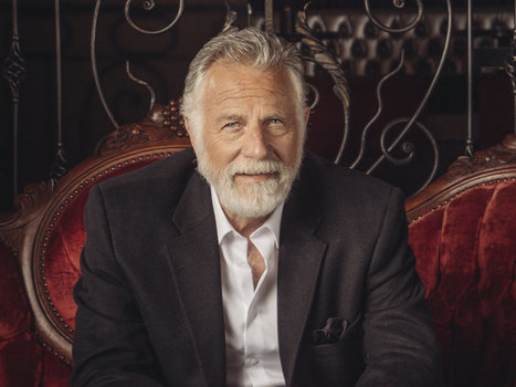 The Man Behind 'The Most Interesting Man' Is Interesting, Too | Savvy Storytelling | Scoop.it