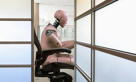 Five ways work will change in the future | Edtech PK-12 | Scoop.it