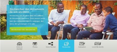 Raison pour laquelle les usagers aiment FamilySearch.org et pour laquelle vous aimerez aussi | Histoire Familiale | Scoop.it