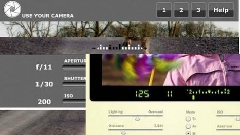 Simuladores para aprender conceptos de fotografía   Nikon y consejos   Scoop.it