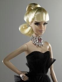 World's Most Expensive Barbie Dolls | Barbie's Body: Art, Fashion & Jewellery | Scoop.it