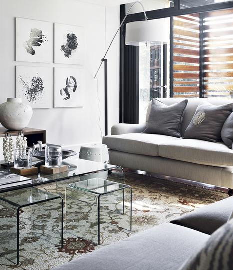 Mise en beauté à Johannesburg | PLANETE DECO a homes world | habitat et deco | Scoop.it