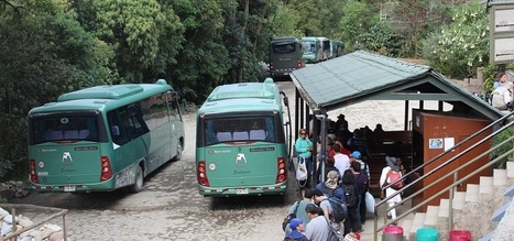 Shuttle Buses to Machu Picchu - the Only Peru Guide   au quotidien   Scoop.it