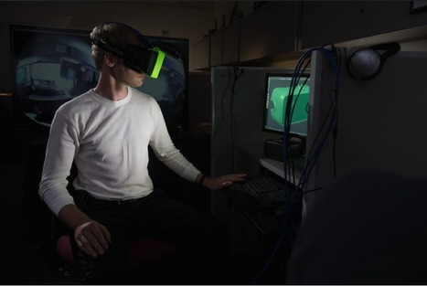 Virtual-Reality Lab Explores New Kinds of Immersive Learning – Wired Campus - Blogs - The Chronicle of Higher Education | Augmented Reality and Teaching | Scoop.it
