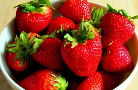 Eating Strawberries May Stave off Heart Disease, Diabetes | Patron Health | Scoop.it